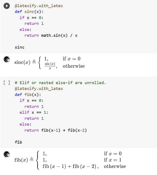 Python Latex