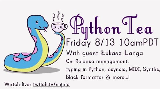 Python Tea #10