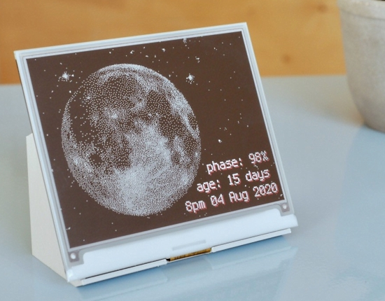 Moon Phase Display