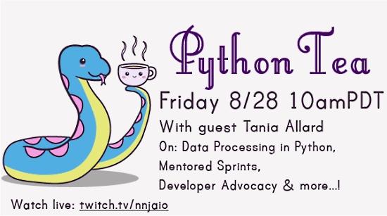Python Tea