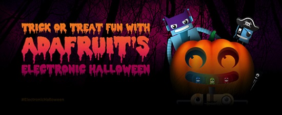 Adafruit Halloween