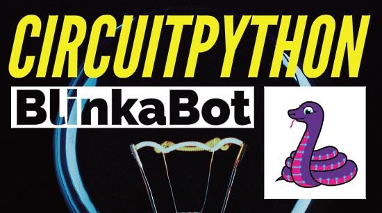 CircuitPython BlinkaBot