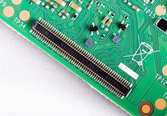 Raspberry Pi 4 CM Connector