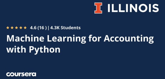 Machine Learning for Accounting with Python
