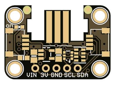 STEMMA QT to Nunchuck adapter