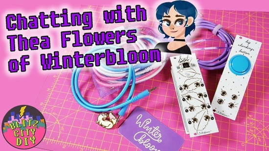 Chatting with Thea Flowers of Winterbloom