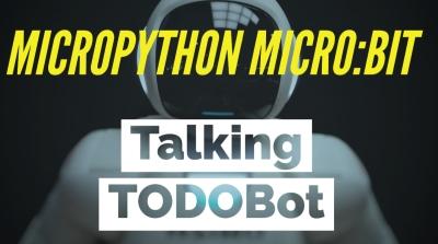 Talking TODOBot