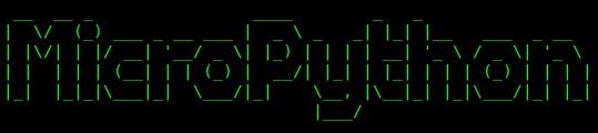 MicroPython on the Raspberry Pi