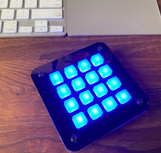 Bluetooth Zoom keyboard