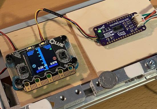 NAU7802 24-bit ADC FeatherWing