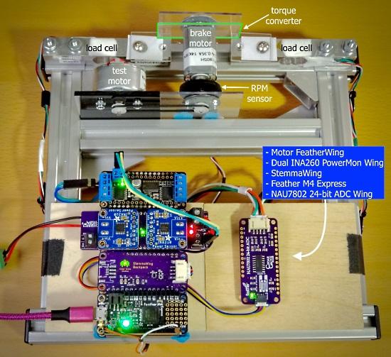 Testing PWM on DC motors