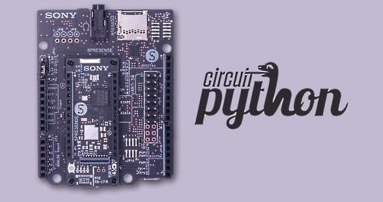 CircuitPython on Spresense Guide