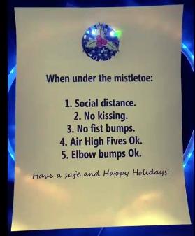 Holiday Signage