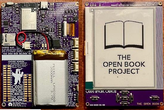 OpenBook ESP32-S2
