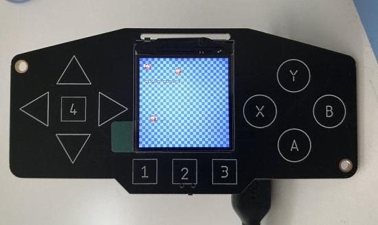 TinyPICO V2 Play Shield prototype