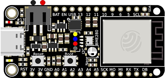 Feather ESP32-S2