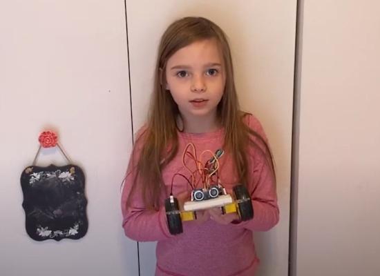 Hobby Unicorn Builds a Robot