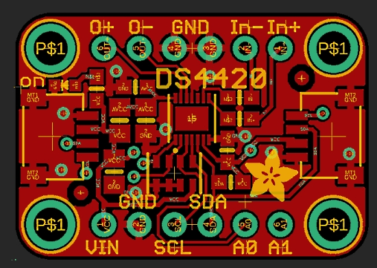 Maxim DS4420 from Digi-Key