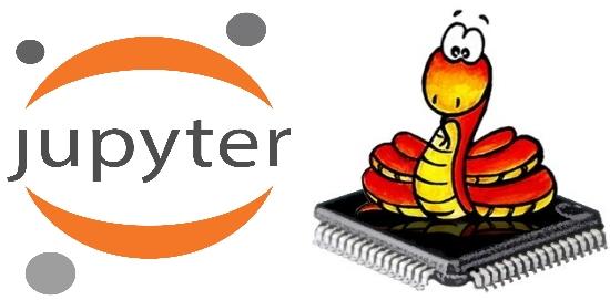 Jupyter MicroPython Kernel