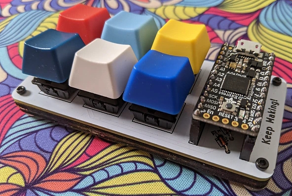 BYO (Build Your Own) Mechanical Keyboard