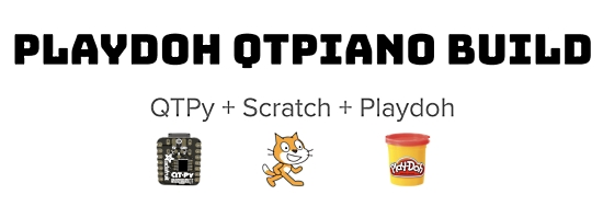 PlayDoh QTpiano