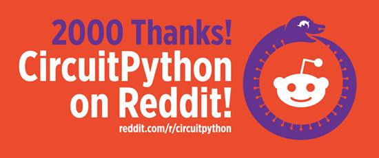 2000 Members Reddit