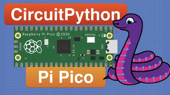 CircuitPython on Raspberry Pi Pico