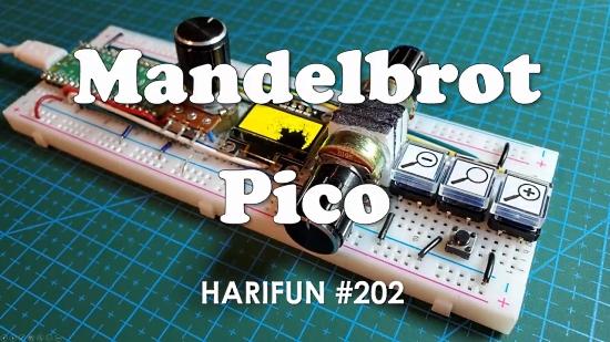 Mandelbrot Pico