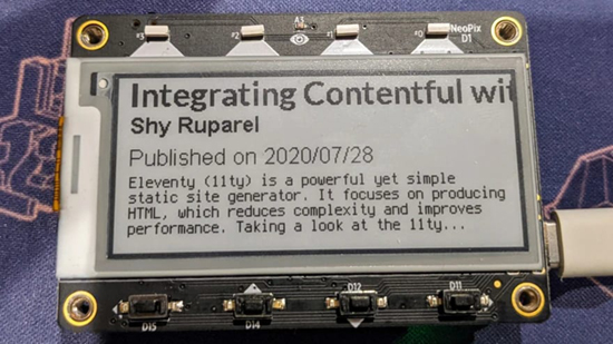 CircuitPython Content