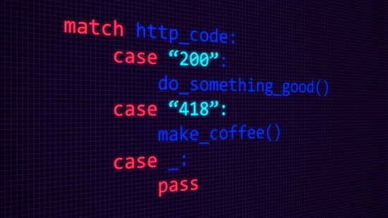 Switch-Case Python