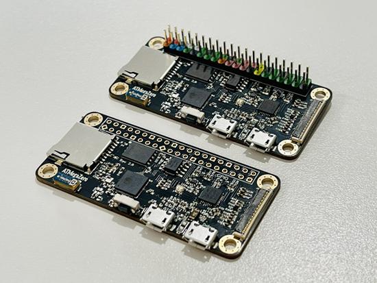 ATMega Zero Prototypes