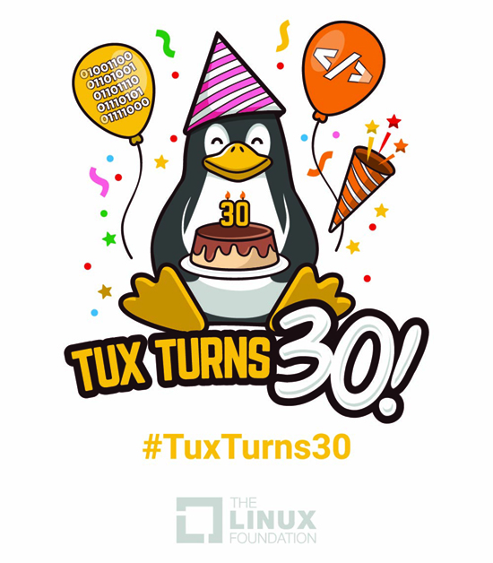 Linux turns 30!