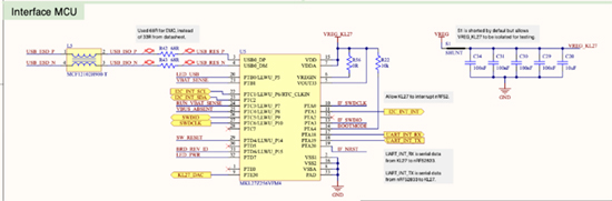 micro:bit v2 schematic