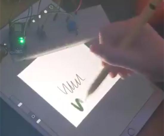 Bluetooth macro pad