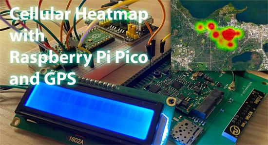 Cellular heatmap