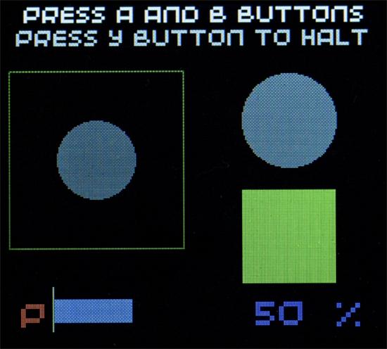 Graphics routines