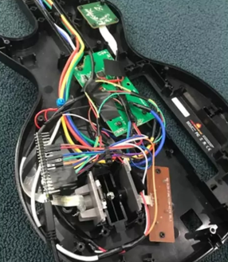 Pico Guitar Hero controller