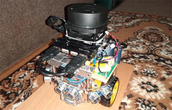 Lidar Bot