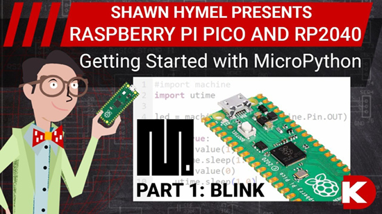 MicroPython Blink
