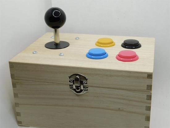 Custom USB game controllers