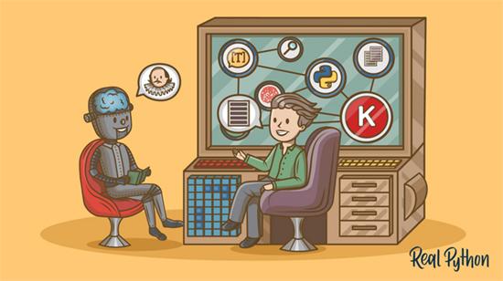 Python and Keras