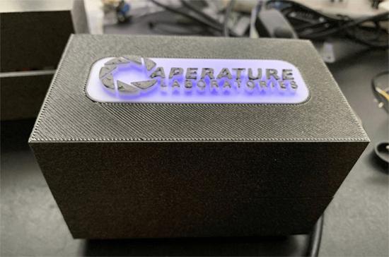 Portal music box