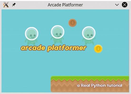 Build a Platform Game in Python With Arcade