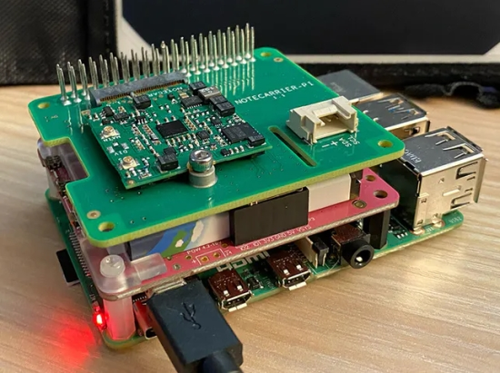 Crypto Mining with Raspberry Pi