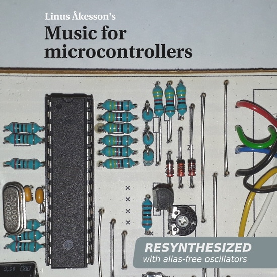 Music For Microcontrollers remaster