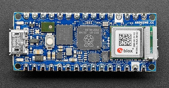 CircuitPython snakes its way to the Arduino Nano RP2040 Connect