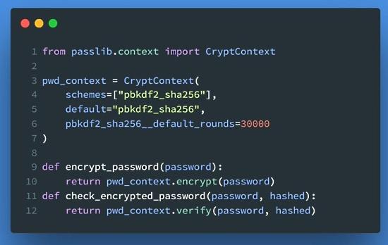 Encrypt and decrypt a string using Python