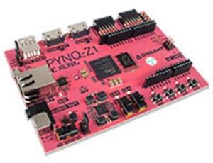 FPGA-based IoT application by Python