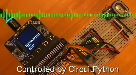 Music with CircuitPython