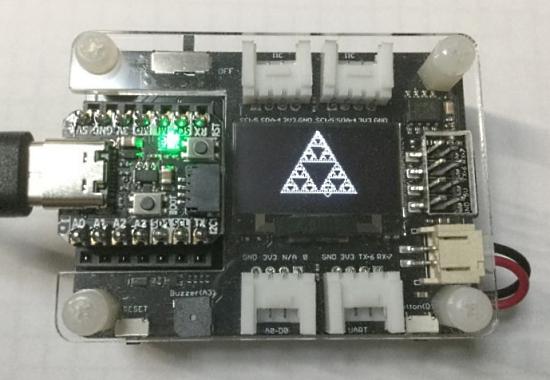 CircuitPython Turtle Graphics